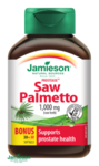 JAMIESON Prostease Saw Palmetto 125mg cps.60