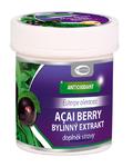 TOPVET Acai berry bylinný extrakt 60 cps.