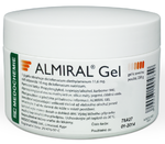 ALMIRAL GEL gel 1x250gm