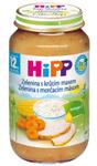 HiPP MENU BIO Zel.s krůtím m. 220g
