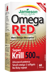 JAMIESON OmegaRED Super Krill 500mg tob.60