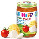 HiPP JUNIOR BIO Rajč.se špaget.a mozz. 220g