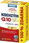 Revital Koenzym Q10 30mg+Se+vit.E cps.30+15 zdarma