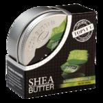 TOPVET Bambucké máslo (shea butter) s aloe vera 100 ml