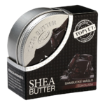 TOPVET Bambucké máslo (shea butter) s čokoládou 100 ml