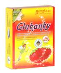 TOPVET Glukanky - dětské pastilky s příchutí jahody 30 ks