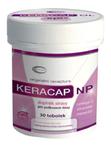 TOPVET KERACAP NP - doplněk stravy pro poškozené vlasy 30 cps