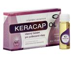 TOPVET KERACAP OL - sérum pro poškozené vlasy 6x15 ml