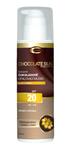 TOPVET Čokoládové opalovací mléko OF 20 200 ml