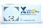 XYZAL por tbl flm 7x5mg