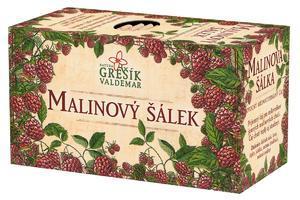 Grešík Malinový šálek 20x2 g