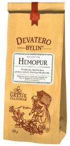 Grešík Devatero bylin Hemopur 50 g