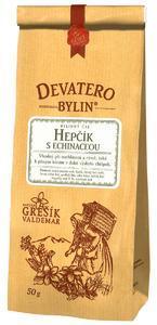 Grešík Devatero bylin Hepčík s echinaceou 50 g