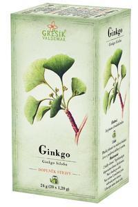 Grešík Ginkgo 20x1,2 g