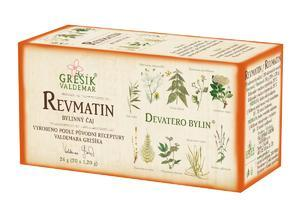 Grešík Devatero bylin Revmatin 20x1,2 g