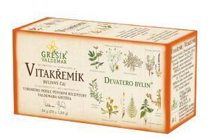 Grešík Devatero bylin Vitakřemík 50 g