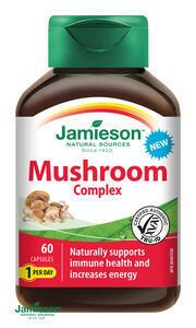 JAMIESON Mushroom Complex hub cps.60
