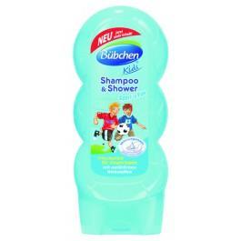 Bübchen Kids šampon a sprchový gel - sport 230ml