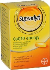 Supradyn CO Q10 Energy tbl.30