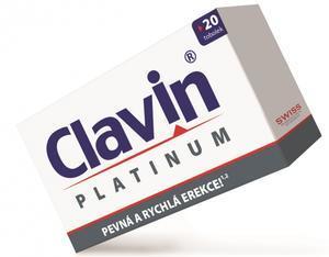 Clavin Platinum tob. 20