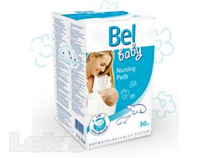 Bel Baby prsni vlozky duopack 2x30ks