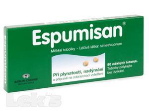 ESPUMISAN cps 50x40mg