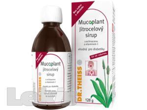 Mucoplant jitrocelový roztok bez cukru  100 ml
