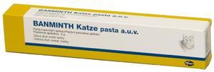 Banminth Katze 115.3mg/g peror.pasta pro kočky 3g