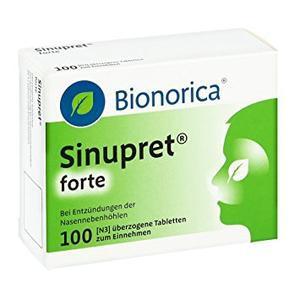 Sinupret Forte por.tbl.obd.20