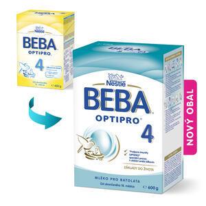 NESTLÉ BEBA OPTIPRO 4 - 600g - 1