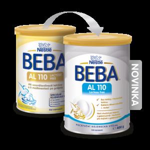Nestlé BEBA AL 110 Lactose Free 400g new