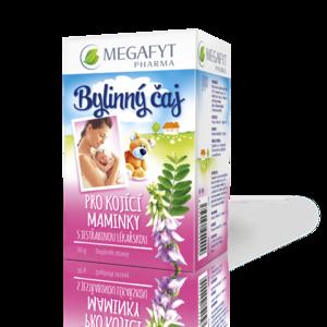 Megafyt Bylinný čaj pro kojící maminky jestř.20x1.5g