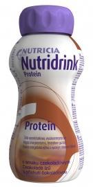 Nutridrink Protein čokoláda por.sol.4x200ml