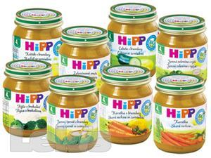 HiPP ZELENINA BIO Mrkev s bramborami 6x125g