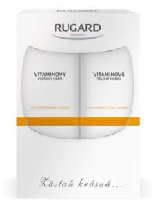 RUGARD Vitaminová péče 200 + 50 ml (kosmetická sada)