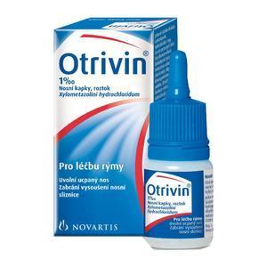 Otrivin 1 PM Kapky 10ml