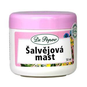 Dr.Popov Šalvějová mast 50ml