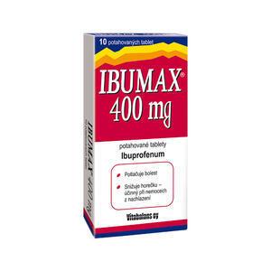 IBUMAX 400 MG portblflm10x400mg
