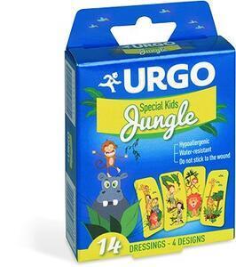 URGO Special Kids JUNGLE Dětská náplast 14ks
