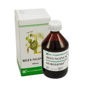 Befungin (extrakt čagy) 100 ml