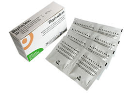 Blephaclean 20 sterilnich tamponu