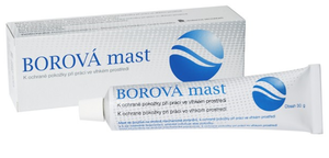 HBF Borová mast 30g