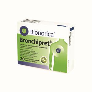 Bronchipret Tablety 20 tbl