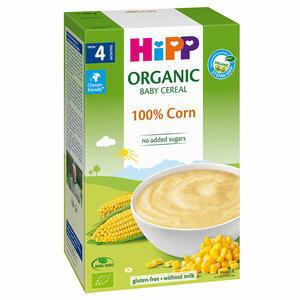 HiPP KAŠE OBILNÁ BIO 100% kukuřičná 200g