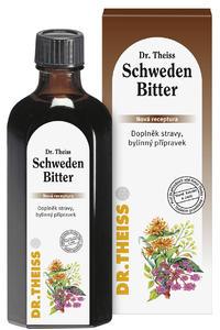 Dr.Theiss Schweden Bitter žaludeční hořká 100 ml