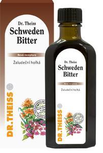 Dr.Theiss Schwedenbitter žaludeční hořká 500ml
