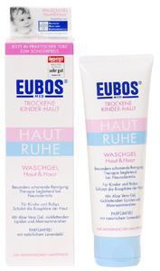 EUBOS dětská péče gel na mytí 125ml