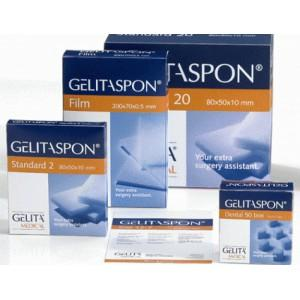 GelitaSpon Tampon GS-210 80xprům.30mm 5ks