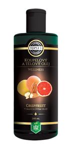 TOPVET Grapefruit v mandlovém oleji 200 ml