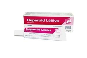 HEPAROID LECIVA UNG 30GM